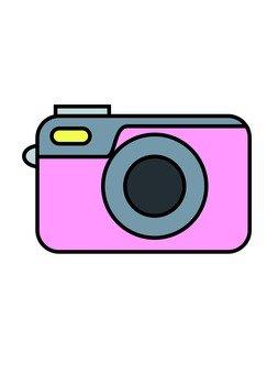 Camera (pink)