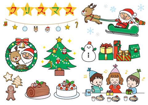 Infant / Christmas set