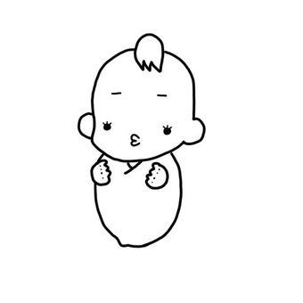 Walnut baby