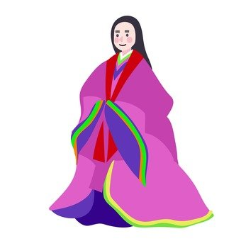 Noble women of the Heian period (4)