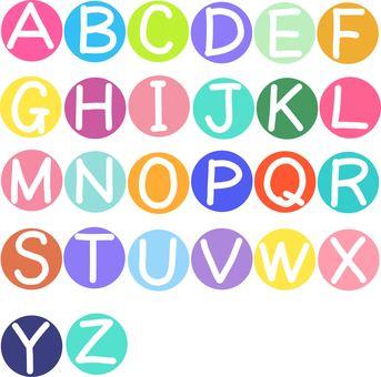 Large alphabet