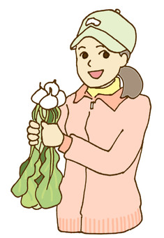 Agricultural women