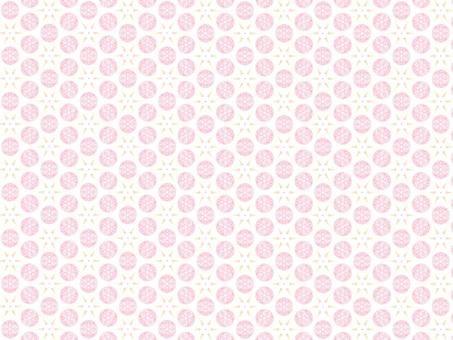 패턴 핑크