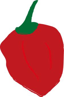 habañero pepper