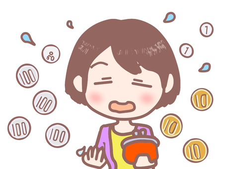 Coins and women