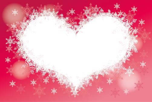 Valentine's frame 20