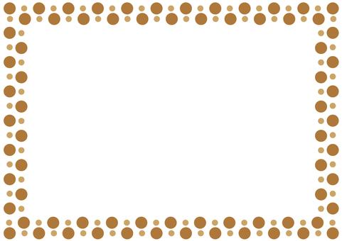 Frame - Ruru - Brown