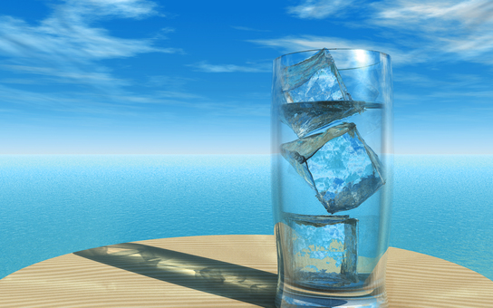 Ice glass 2