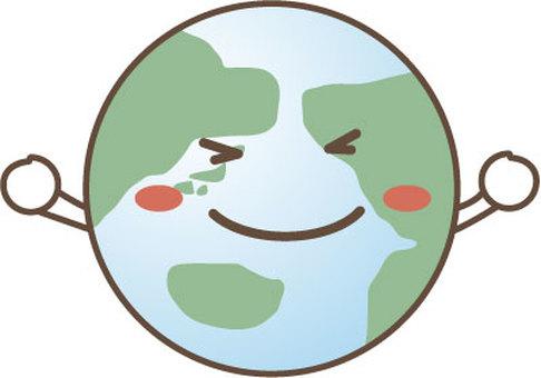 Earth character 4