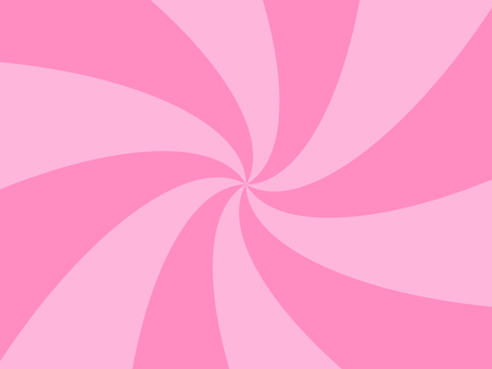 Pink swirl background material