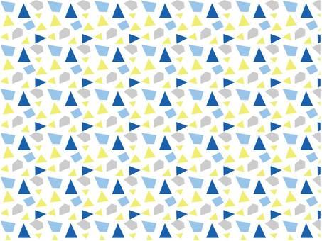기하학적 블루