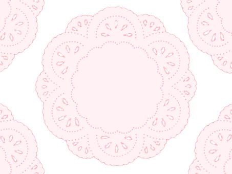 Lace circle 2