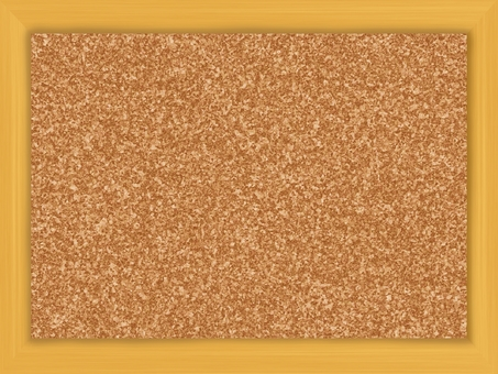 Frame material * Cork board