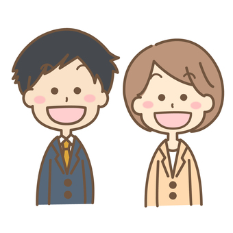 Company employee pair 1
