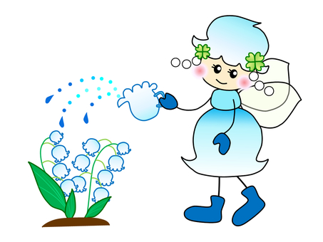 Fairy _ lily of the water