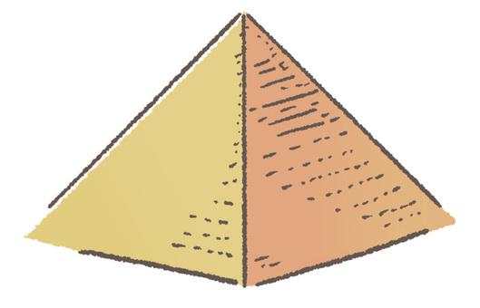 Simple illustration [pyramid]