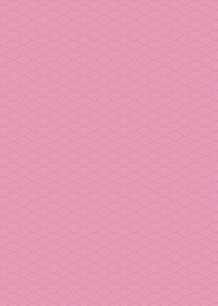 Japanese Pattern Background (Peach)