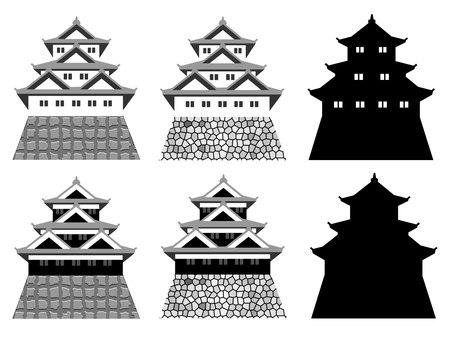 Tenshi / castle