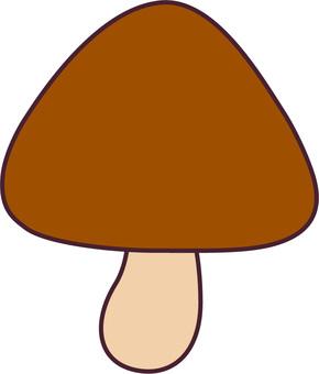 Mushrooms (Shiitake)