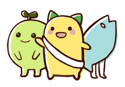 Yuru Character