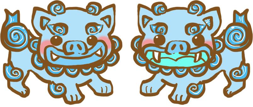 Okinawa Blue Seasar