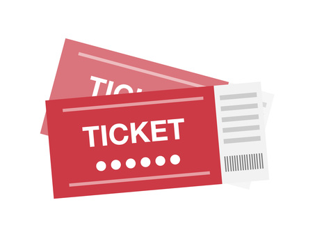 Tickets (red · 2 cards)