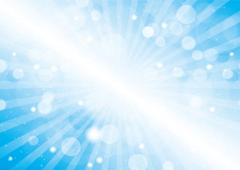 Blue Glitter 22
