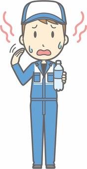 Mechanic male a - hot - whole body