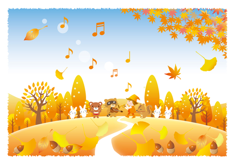 Late Autumn Animals Concert