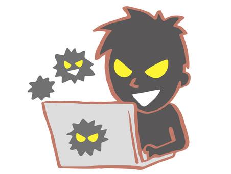 Personal computer crime