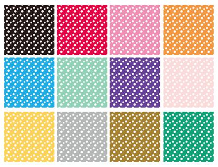 Background polka dots