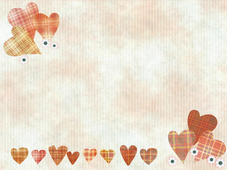 Check heart message card