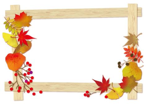 낙엽의 프레임 1