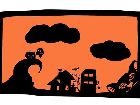 The city of Halloween