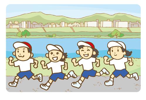 Marathon contest