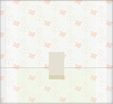 Origami sheet
