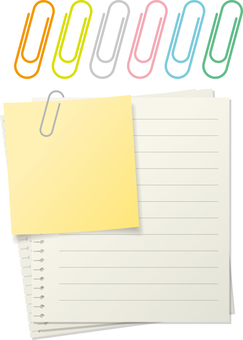 Clips and documents