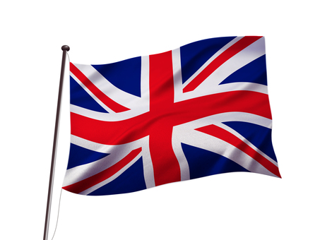 British flag image