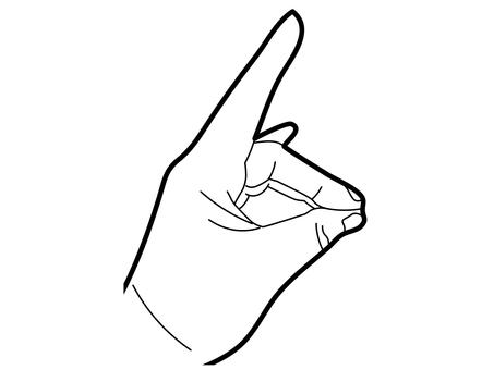 Finger · fox