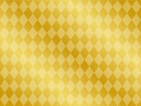 Diamond grid background (gold)