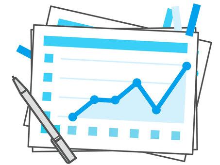 Line chart document