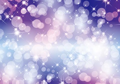 Blue Glitter 3