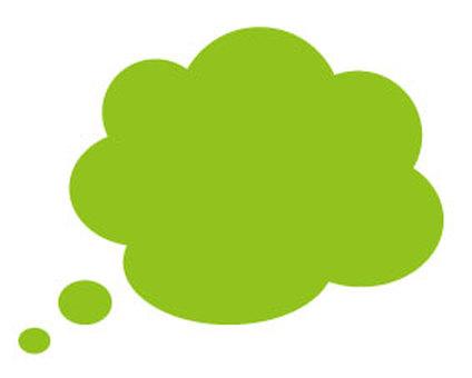 풍선 - 녹색