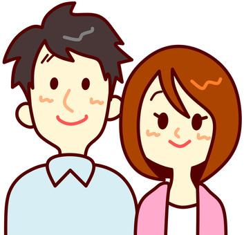 미소 부부