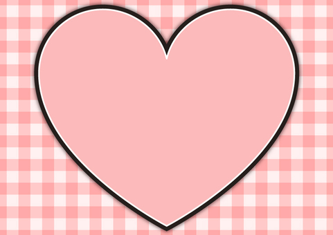 Heart Background Material -2