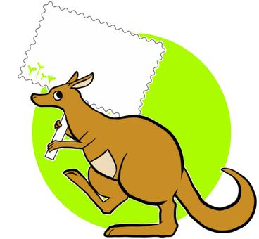 Tell and kangaroo A
