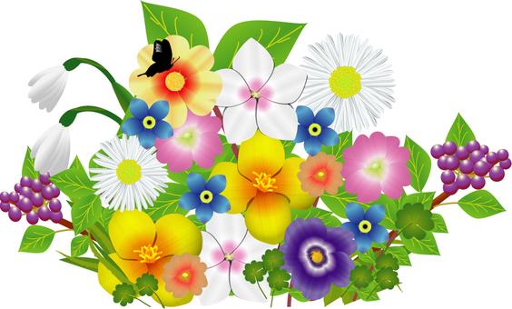 꽃 ~ 꽃 ♪ ~