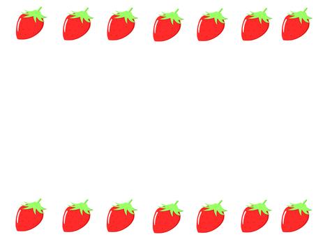 Strawberry frame material