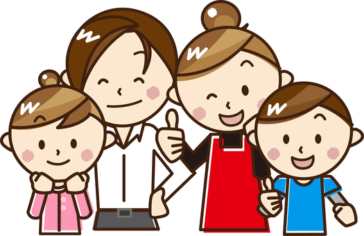 4 people family _A09