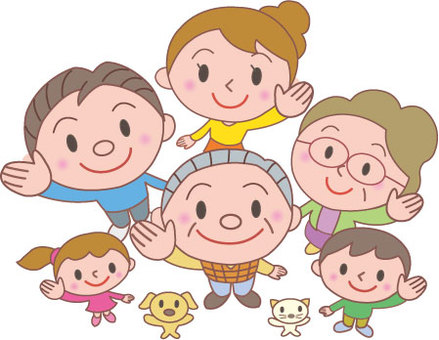 Best Regards Two Family Family 4